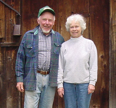 Roger and Lois Barrett