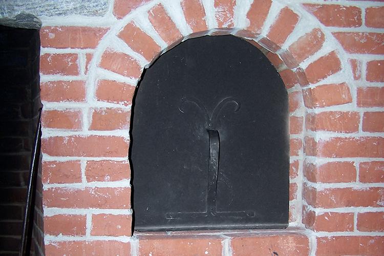Beehive Oven Door