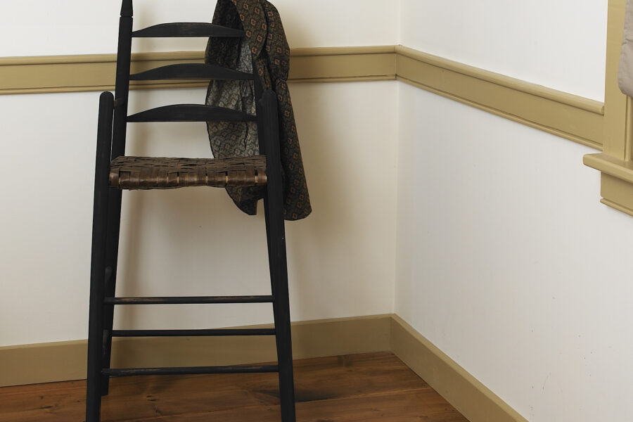 Custom Baseboards and Capped Chair Rail