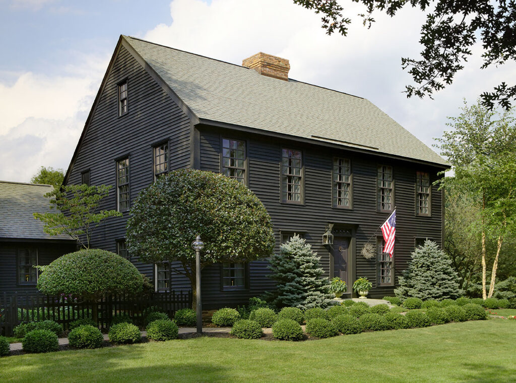 saltbox colonial